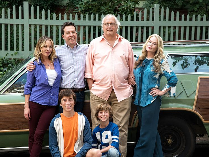 "Click this pin for the first look at Georgia-filmed ""National Lampoon's Vacation!"""