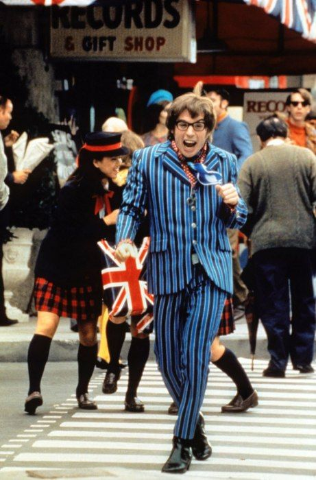 Austin Powers: International Man of Mystery - yeah baby, yeah! Lol the first film was definitely the best!
