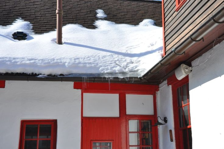 Ice dams are a winter nuisance that worsen when exterior temperatures undergo large fluctuations, and that's just what we've been experiencing. But weather isn't the only cause —often there are inherent structural or system elements of a home that set the stage for a roof full of ice dams. But…what's an ice dam, you ask? Ice dams are a ridge of ice that mostly form on the lowest portion of your roof that prevent melting snow and ice from properly draining.