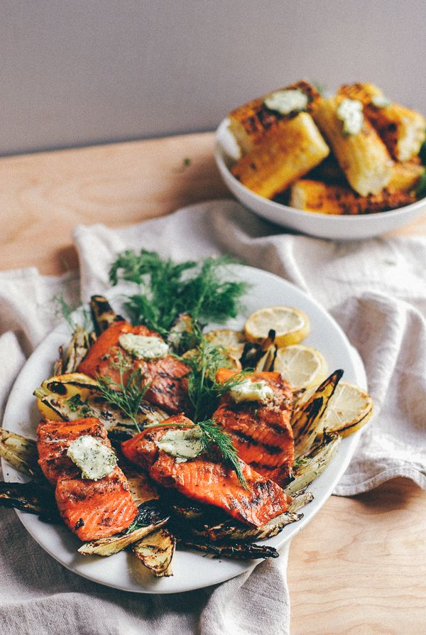 1000+ images about Fishy recipes on Pinterest | Butter, Skewers and ...
