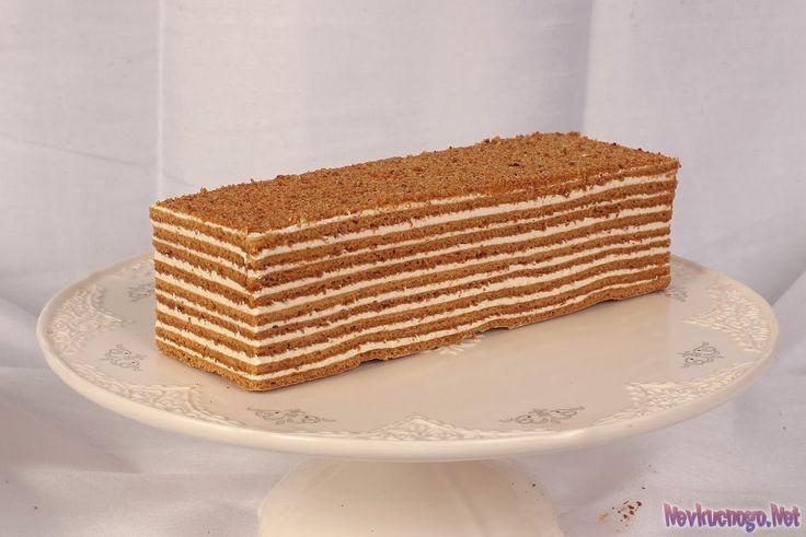 Домашний торт рецепт сметанный