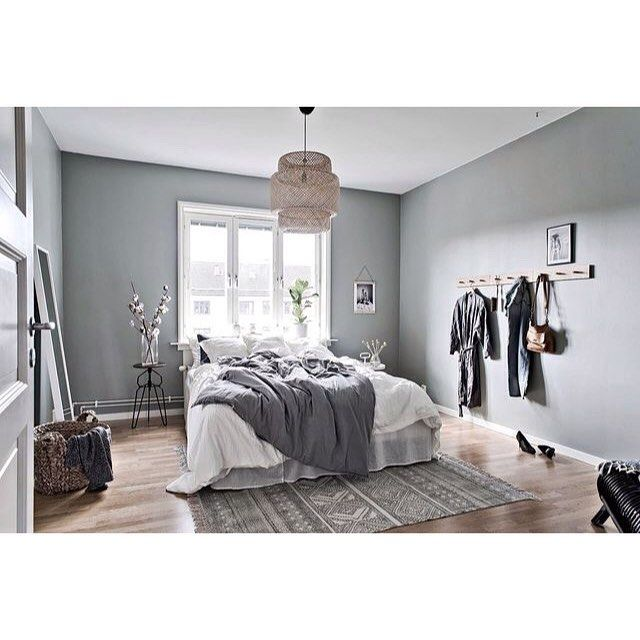 Die besten 25+ Gäste schlafzimmerfarben Ideen auf Pinterest - wandfarbe im schlafzimmer erholsam schlafen
