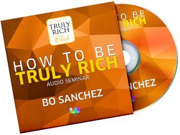 Bo Sanchez' TrulyRichClub