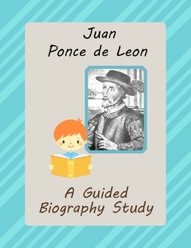 a biography of juan ponce de leon a soldier The spanish explorer and conqueror juan ponce de leon was born in  de leon was also a spanish soldier in the granada campaign against the moors.