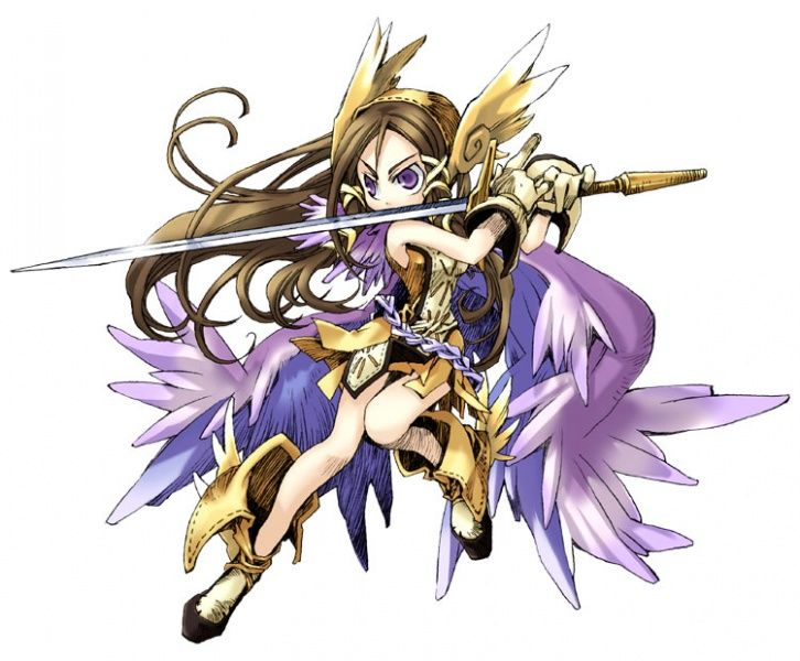 Valkyrie - Yggdra Union: We'll Never Fight Alone