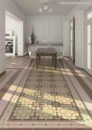 recreate the elegance and charm of victorian floor tiles using these intricate floor tiles for an eyecatching effect that immediately adds a period - Tile Floor Patterns