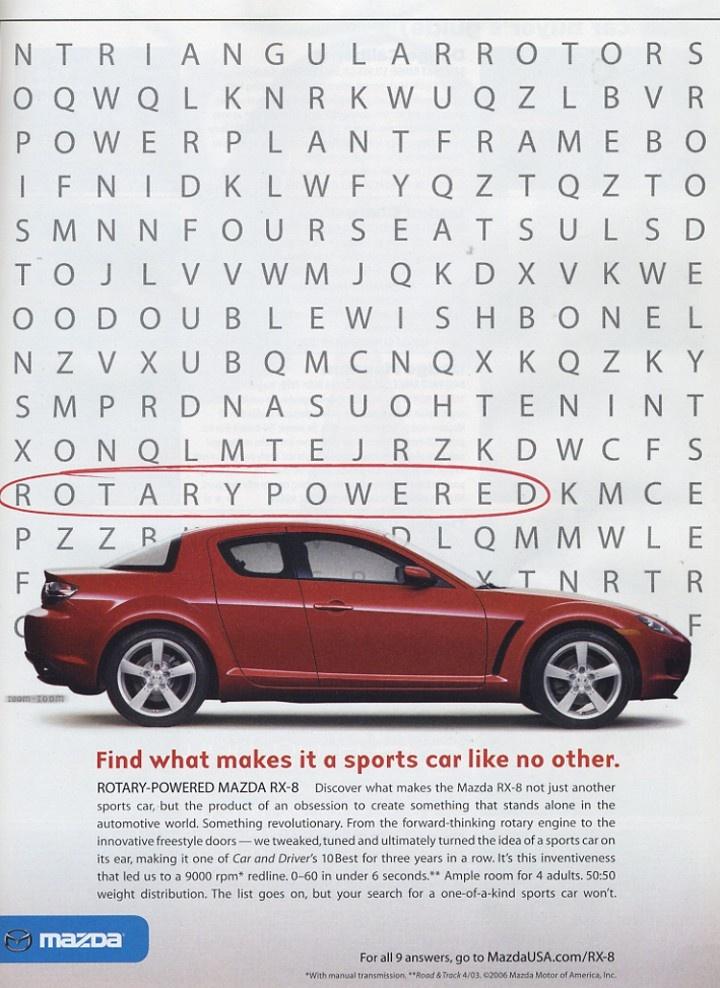 2007 Mazda RX8