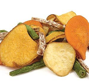 How to Make Crisp Dehydrated Vegetable Chips