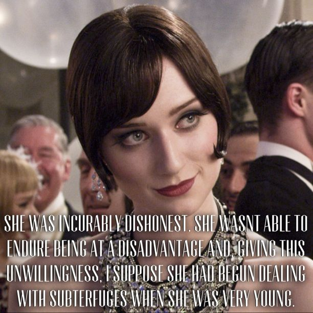 Great Gatsby Quotes Nick: Great Gatsby Jordan Baker Quotes. QuotesGram