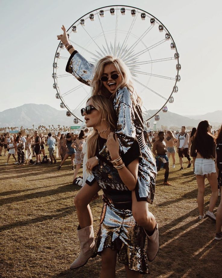 The 50 best blogger fashion looks from Coachella