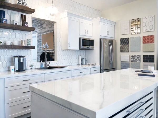 Porcelain Countertops Fit Any Design Style Available In Both Polished And Unpolished Finishes Porcelain C Porcelain Countertops Countertops Versatile Kitchen