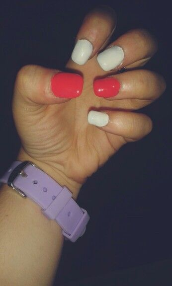 Pink and White ☆★