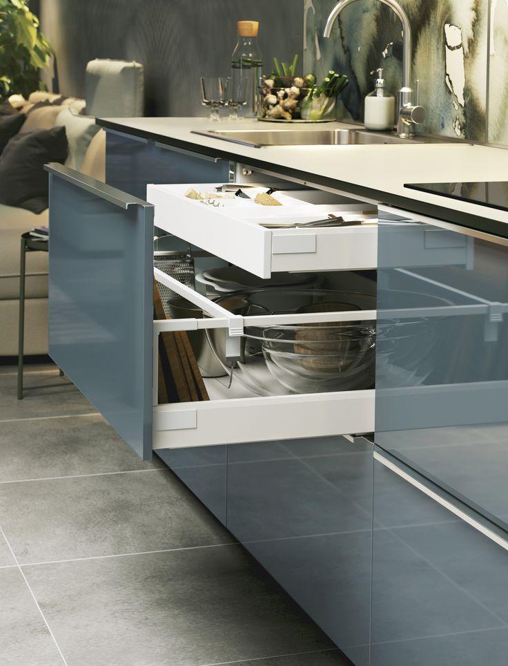 Vintage IKEA Deutschland Mit unserer cleveren Schubladeneinrichtung hast du nie wieder Chaos in deiner K che