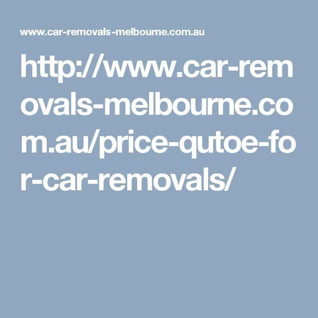 http://www.car-removals-melbourne.com.au/price-qutoe-for-car-removals/