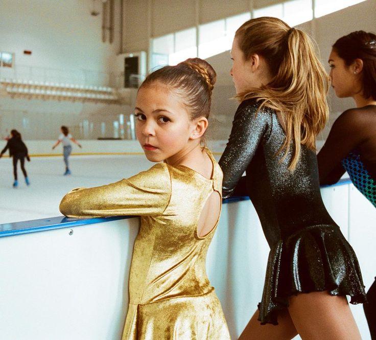 Mayssa @emma_pqr_ytb & @softymary  @ugomangin  #ilovemimili #figureskating #iceskating