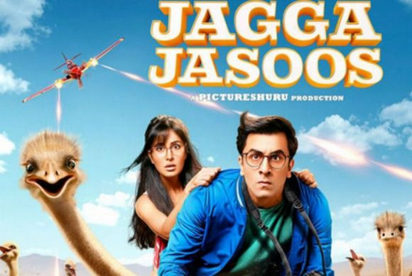 Jagga Jasoos Release Date was on April 7, But News Is That Katrina and Ranbir Yet haven't completed their Shooting!