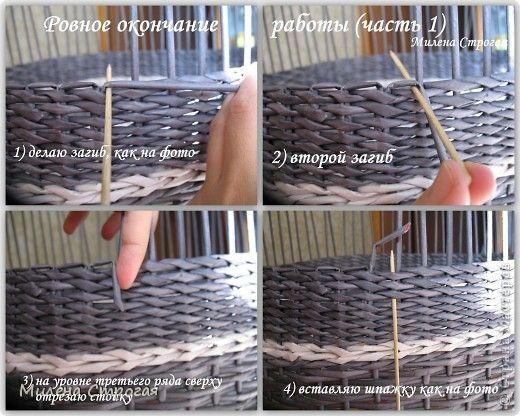 Шляпная коробка мастер класс фото #12