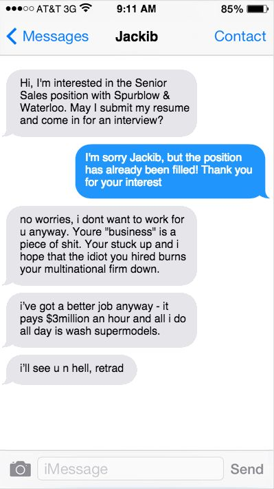 A Guy Is Showing What It\u0027d Be Like If Men Spoke To Everybody They - resume u of t