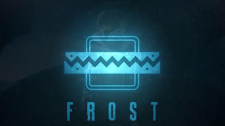 Frost Tom Clancys Rainbow Six Siege Minimalism 4k Xbox Games