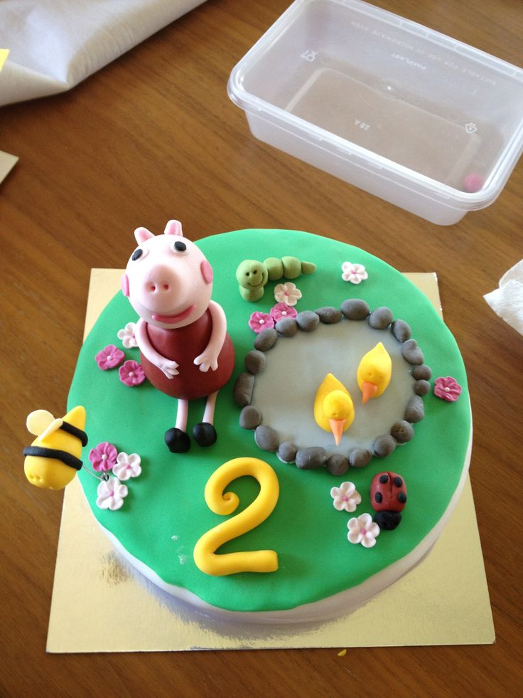 17 Best Images About Peppa Pig On Pinterest Owl Cakes