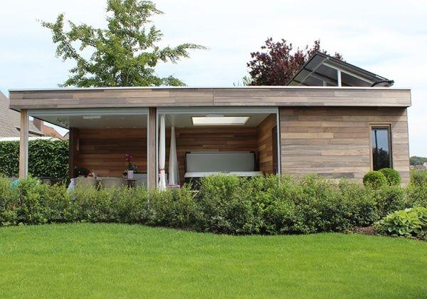 1000 idee n over tuin kantoor op pinterest tuin gebouwen achtertuin studio en buiten kantoor - Kantoor houten school ...