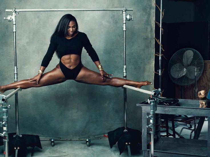 Serena Williams New York Magazine Norman Jean Roy