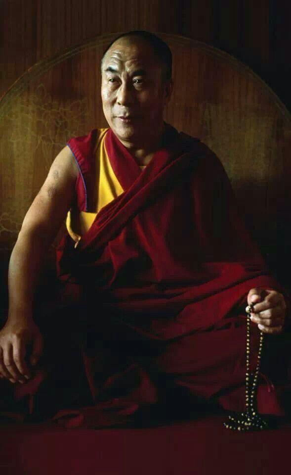 HH the 14th Dalia Lama