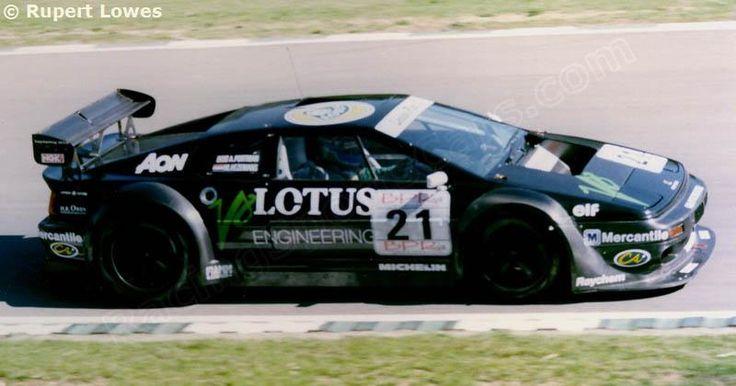 21 - Lotus Esprit V8 - Lotus Racing Team