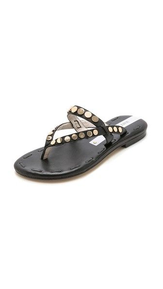 Matt Bernson Love Disc Sandals