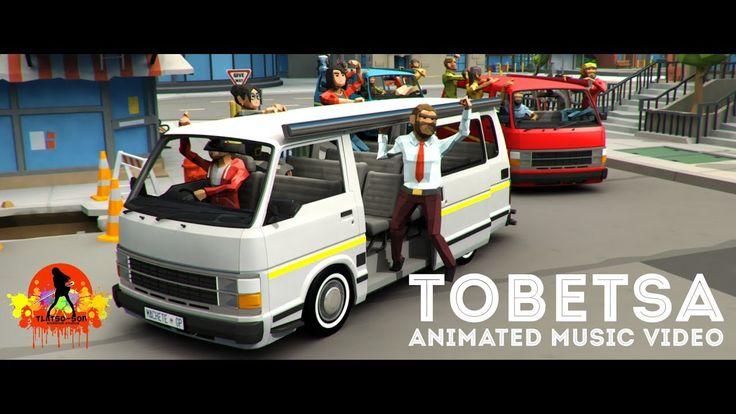 Tobetsa Animated Music Video