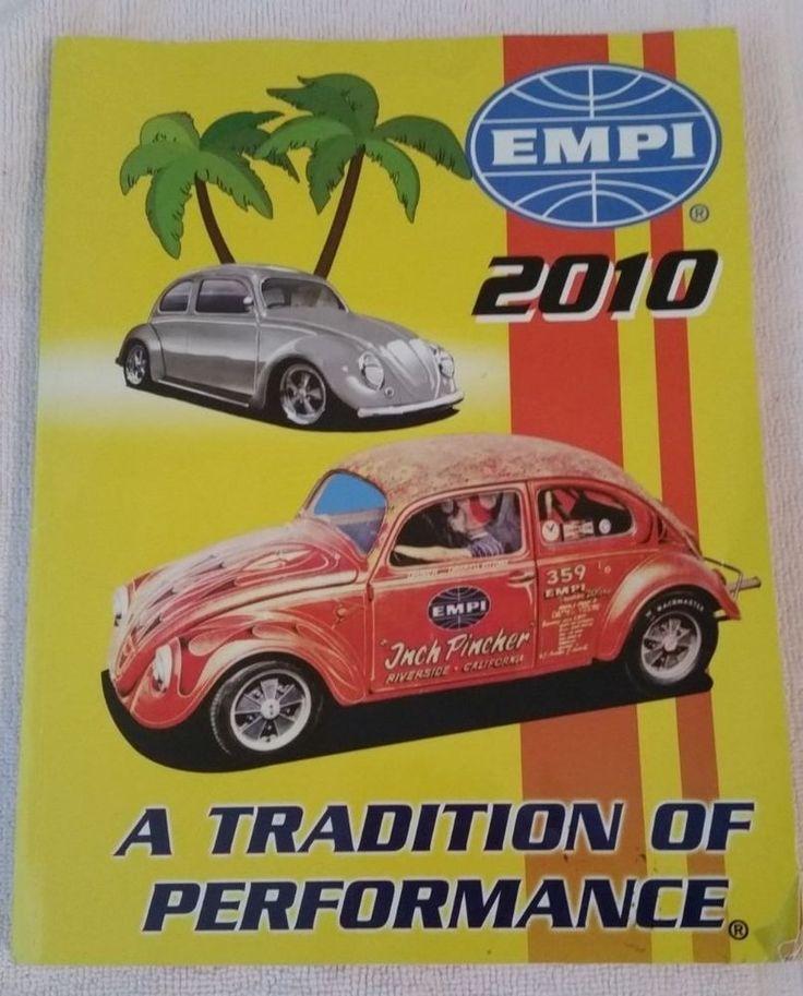 2010 EMPI Parts Catalog - Jeep, Porsche, Volkswagen #EMPI