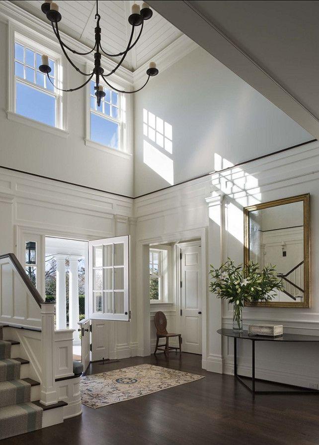 coastal design foyer
