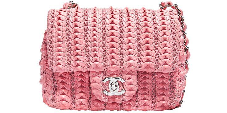 Chanel bag, $3,200, 800-550-0005.   - HarpersBAZAAR.com