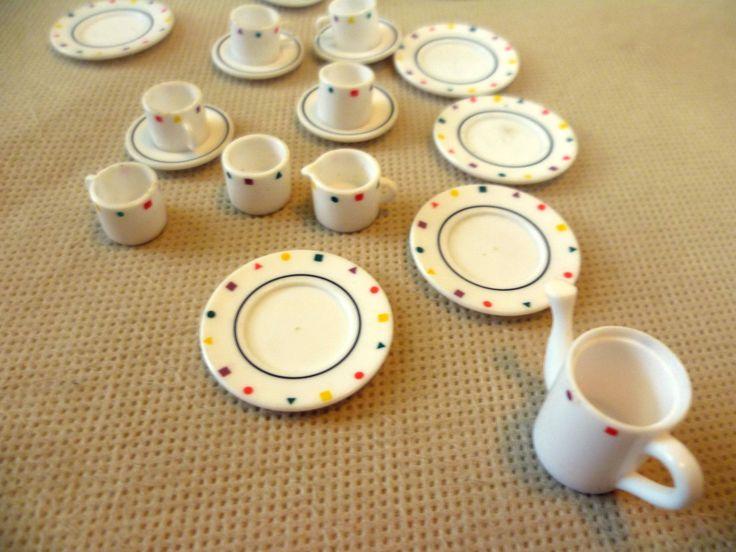 Bozart Kaleidoscope Dolls House Accessories - Kitchen Accessories # 30039 - Rare | eBay