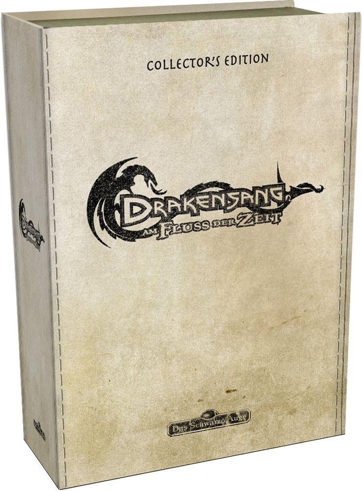 Drakensang: Am Fluss der Zeit (Collector's Edition): Amazon.de: Games