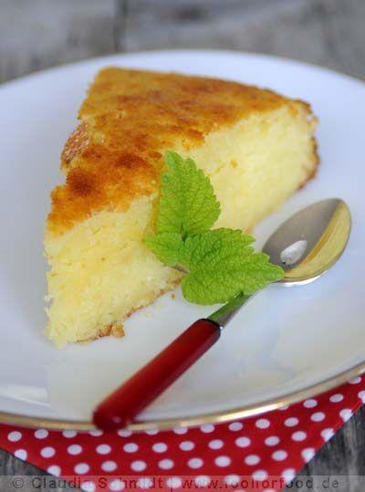 Ricotta-Kuchen - der etwas andere Käsekuchen