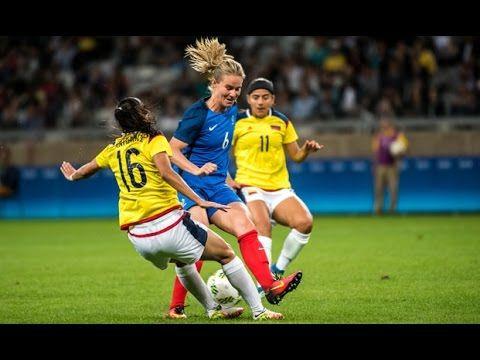 France-Colombie Féminines : 4-0, JO 2016, réactions après la victoire !