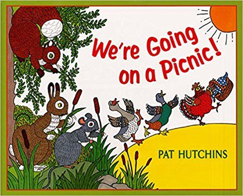 We're Going on a Picnic!: Pat Hutchins: 9780688167998: Amazon.com: Books