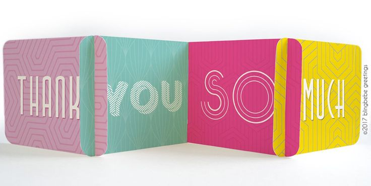 Thank You So Much CARDzees™ Greeting Card