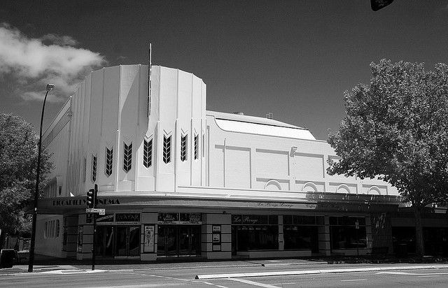 Piccadilly Theatre - O'Connell St, North Adelaide, South Australia