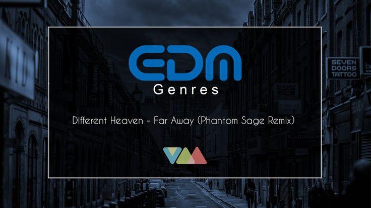 Different Heaven - Far Away (Phantom Sage Remix)