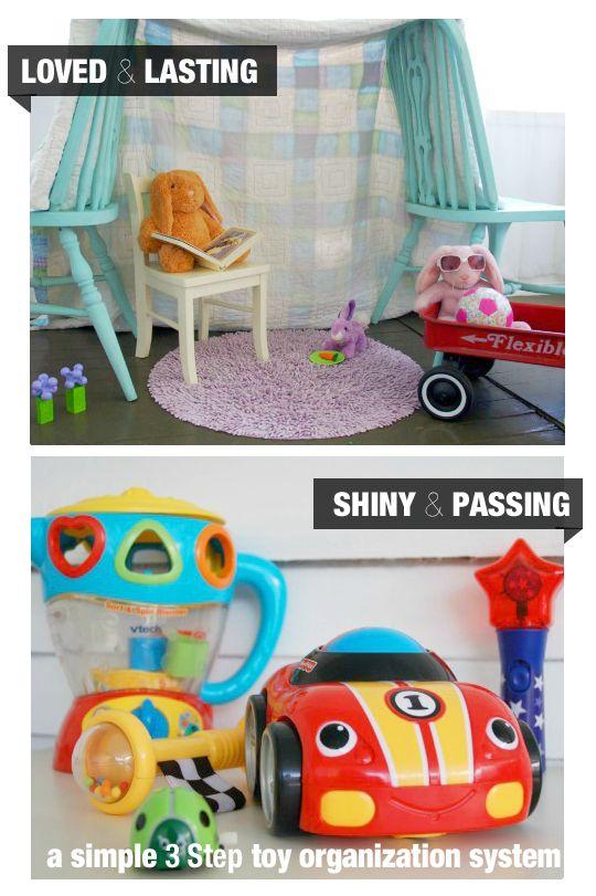 Good Toy Rules: Loved & Lasting v. Shiny & Passing