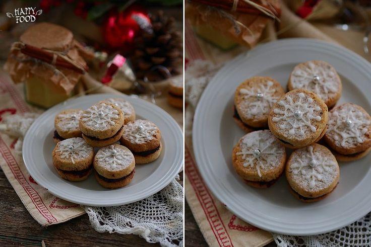 Vanilice (The Little Vanilla Cookies) - Ванильное печенье - HAPPYFOOD