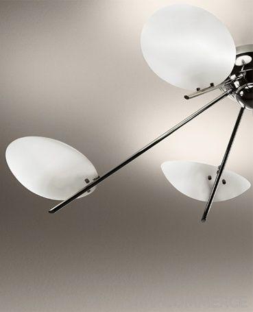 De Majo #Girasole P3 ceilinglamp Design Oriano Favaretto