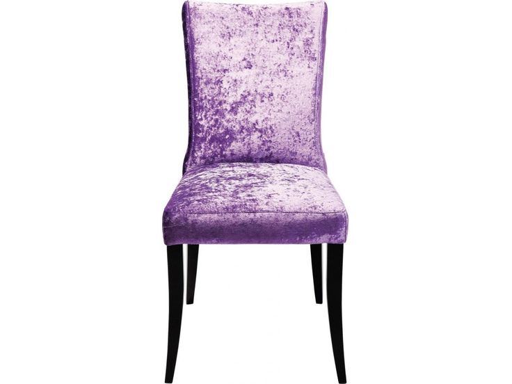 Krzesło Cintura fioletowe — Krzesła Kare Design — sfmeble.pl