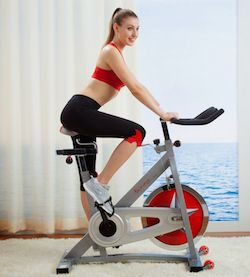 SPIN bike your way to a crazy fit body:  http://www.topfitnessmag.com/indoor-bike-reviews/  Spin bikes by Mad Dogg and other brands of indoor cycles can tone your body like no other piece of equipment.  Click through for reviews of the best indoor cycles and spin bikes for home use.