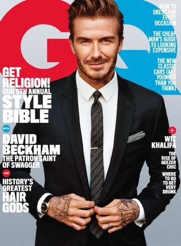 GQ Magazine -- Influential Magazine