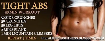 30 Minute Ab Workout workouts