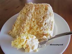 mandarin pineapple whip cake