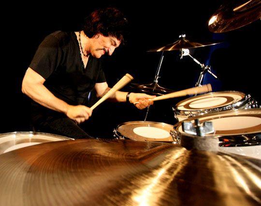 Drummerworld: Carmine Appice